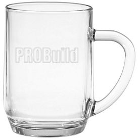 Promotional 19 oz. Haworth Mug with Deep Etching