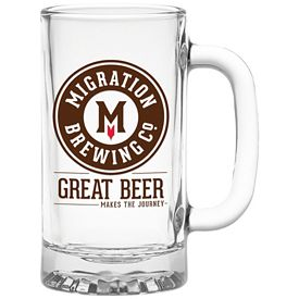 Promotional 16 oz. Brewmaster Tankard