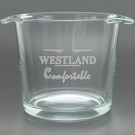 Promotional 5-inch Tall Islande Ice Bucket