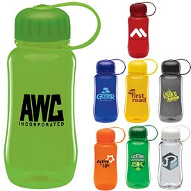 Promotional 19 oz. Treadmill Water Bottle