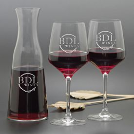 Promotional 3-Piece Afternoon Wine Gift Set