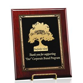 Promotional Small Esquire Plaque