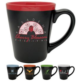 Promotional 15 oz. Robusta Ceramic Mug