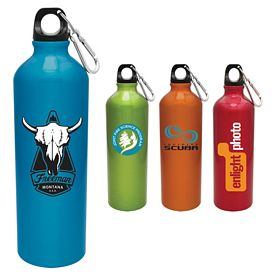 Promotional 25 oz. Laguna Aluminum Water Bottle