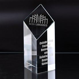 Promotional Medium Diamond Pillar