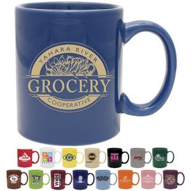 Promotional 11 oz. Hampton Coffee Mug