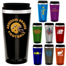 Promotional 16 oz. Steel City Camino Tumbler