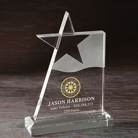 Promotional Ebony Star Award