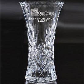 Promotional Large Designer York Vase