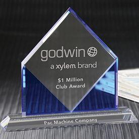 Promotional Large Massena Award