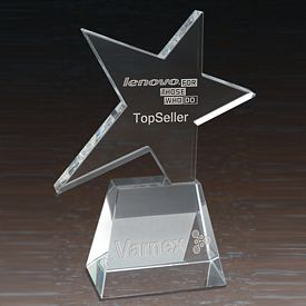 Promotional Orion Star Award