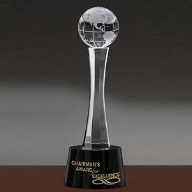 Promotional Large Mercury Tower Award