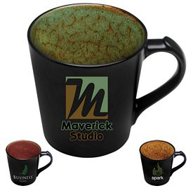 Promotional 14 oz. VOG Ceramic Mug