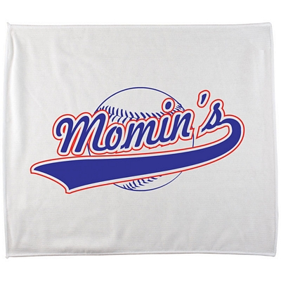 Customized 15X18 Poly Blend Rally Towel