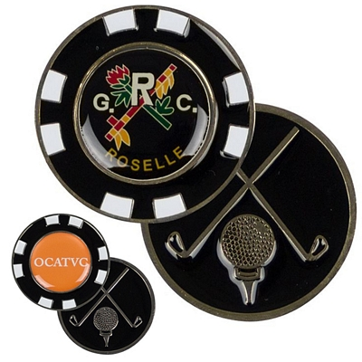 Promotional Customized Metal Poker Marker Chip