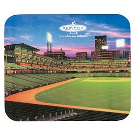 Promotional 8X9-1-2X1-8 Hard Mouse Pad