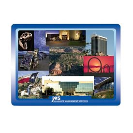 Promotional 6X8X1-8 Hard Mouse Pad