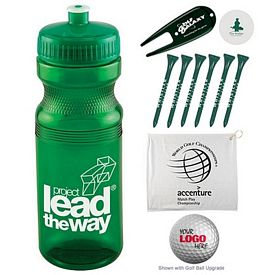 Promotional Basic Cart Caddie Golf Kit