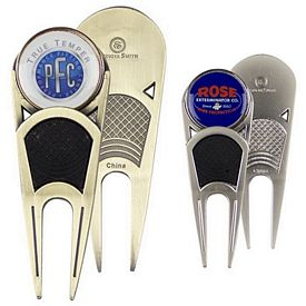Customized Lite Touch Divot Tool