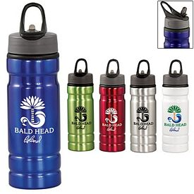 Customized Expedition 24 Oz Aluminum Bottle