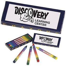 Customized Crayons 4-Pack