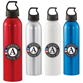 Customized Patriot 24 Oz Aluminum Bottle
