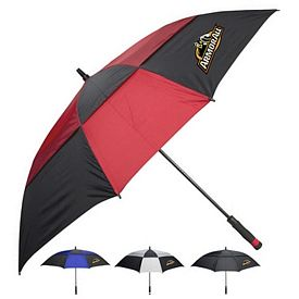 Promotional 60 Square Windbuster Golf Umbrella
