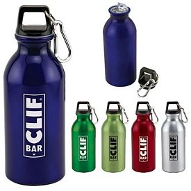 Custom 20 Oz Wide Mouth Aluminum Bottle