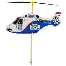 Promotional Rescue Foam Toy Helicopter
