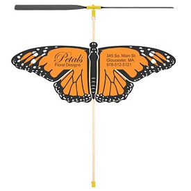 Promotional Butterfly  Foam Toy Helicopter