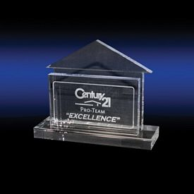 Promotional House Shaped Business Card Holder