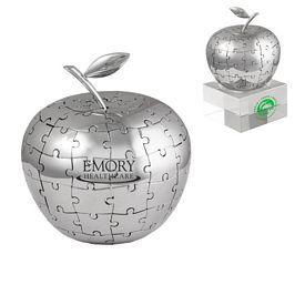 Custom Apple Magnetic 72 Pc Puzzle