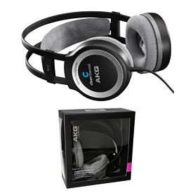 Custom Akg Powerful Performance Headphones