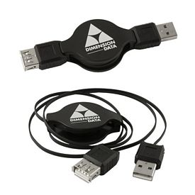 Promotional Largo Usb Extension Cable