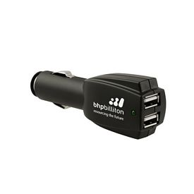 Promotional Saviour Universal Usb Car Charger