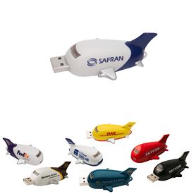 Promotional Avion Airplane Usb 20 Flash Drive
