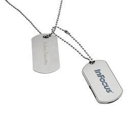 Promotional Dog Tags Usb Drive