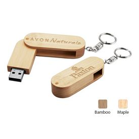 Customized Madera Usb 20 Flash Drive
