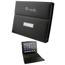 Custom Rovigo Ipad Case With Bluetooth Keyboard
