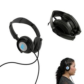 Promotional Vibrato Noise Reducing Headphones