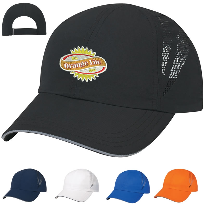 7e8c9ac9c2904 Promotioinal Sports Performance Sandwich Cap