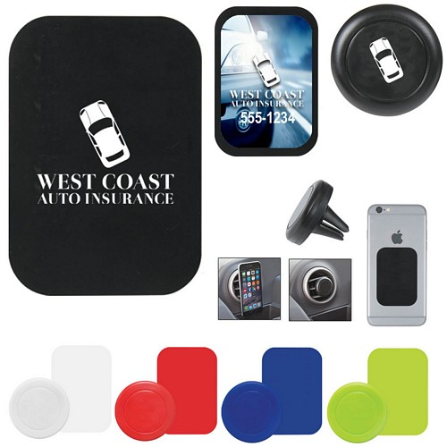Magnetic Cell Phone Mount >> Auto Air Vent Magnetic Phone Mount