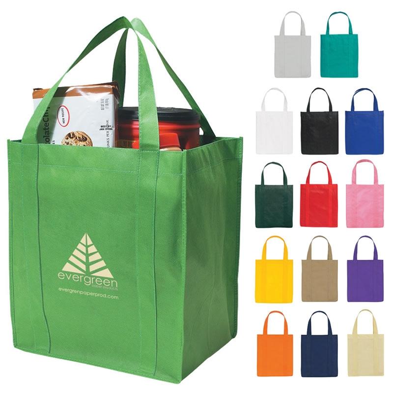 Promotioinal Non-Woven Shopper Tote Bag 0a23b41ab2578