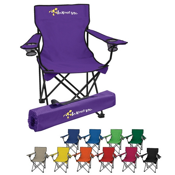 Promotional Folding Chair With Carrying Bag Customized