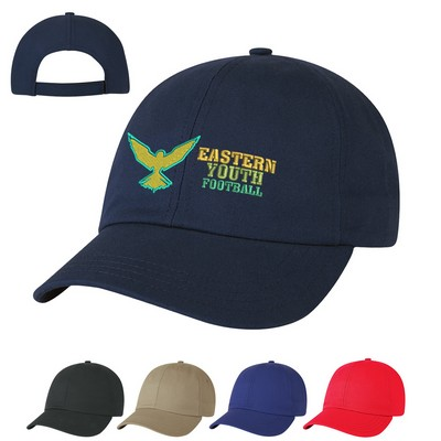 Promotional Usa Made Cotton Cap