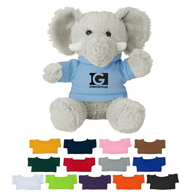 Promotional 6 Excellent Elephant Stuffed Animal