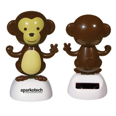 Promotional Solar Powered Dancing Monkey