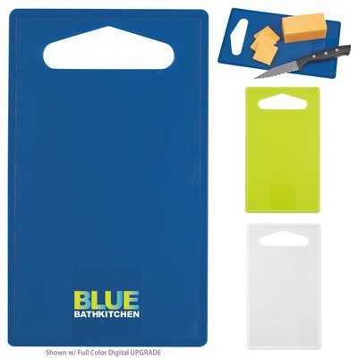 Promotional 5X9 Plastic Kitchen Cutting Board