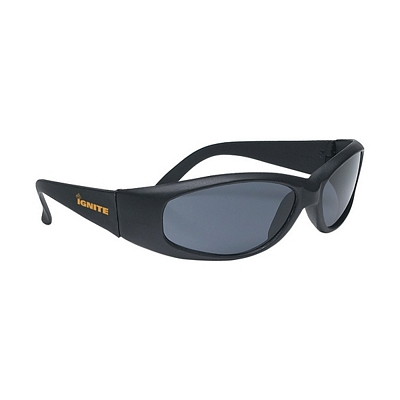 Customized Black Sport Sunglasses