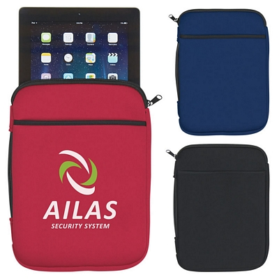 Customized Dual Compartment Tablet Case